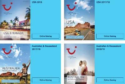 Entdecken Sie viele Reiseziele in den TUI-Katalogen.