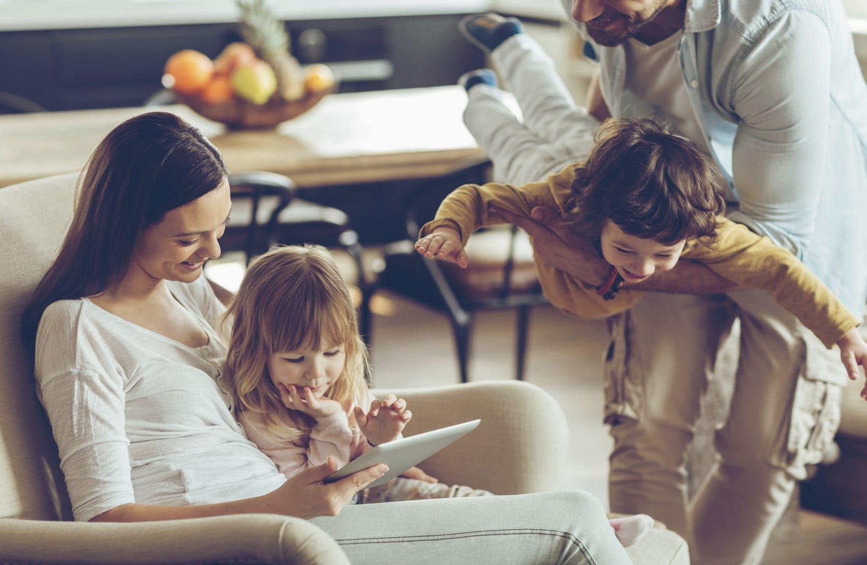 Familienzeit schenken