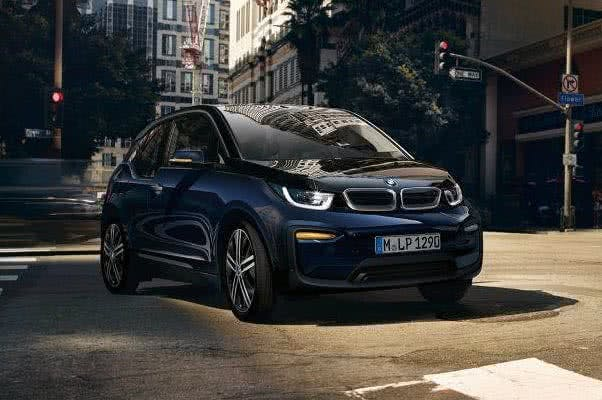 Der BMW i3 zum leasen