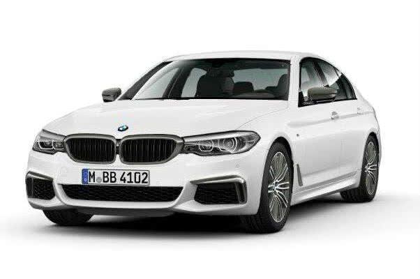 Der BMW 5er 520d zum leasen