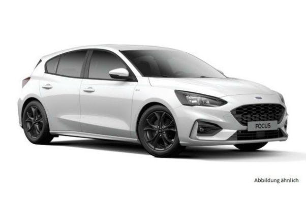 Ford Focus 1.5 leasen