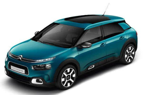 Citroën C4 Cactus Shine leasen