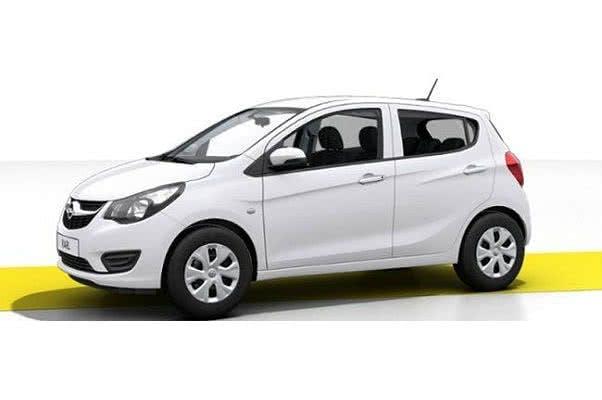 Opel Karl leasen