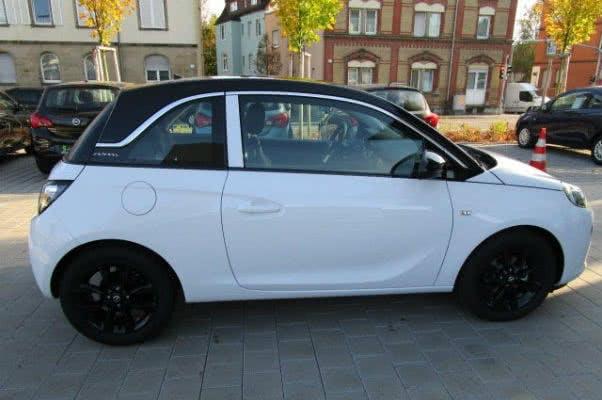 Opel Adam Jam leasen