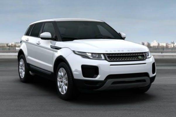 Range Rover Evoque leasen