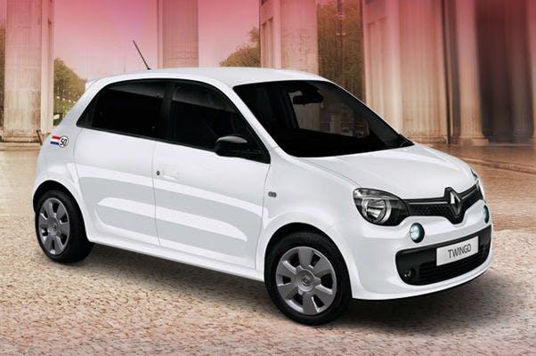 Renault Twingo leasen