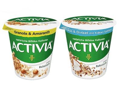 Geld-zurück-Aktion Activia