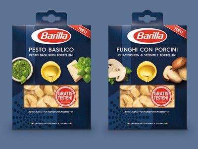 Geld-zurück-Aktion Barilla-Tortellini