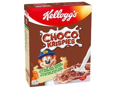 Geld-zurück-Aktion Choco Krispies