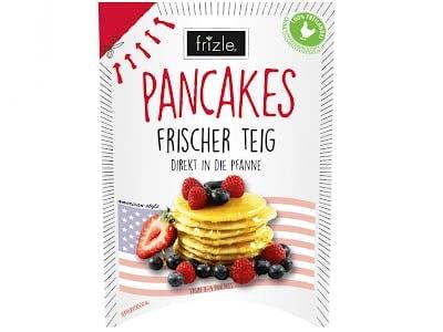 Geld-zurück-Aktion Frizle Pancakes
