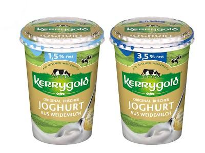 Geld-zurück-Aktion Kerrygold Joghurt