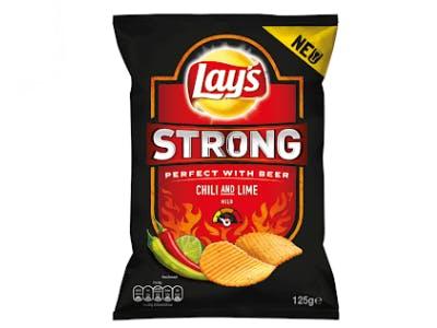 Geld-zurück-Aktion Lay's Strong