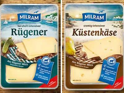 Geld-zurück-Aktion Milram Käse