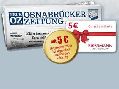 Neue Osnabrücker Zeitung gratis