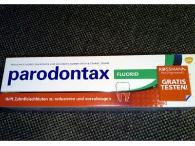 Gratis-testen-Aktion von Parodontax