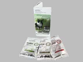 Hundefutterproben von Platinum