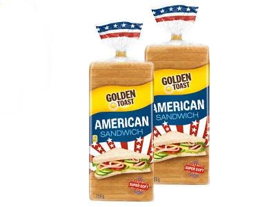 Geld-zurück-Aktion Golden Toast