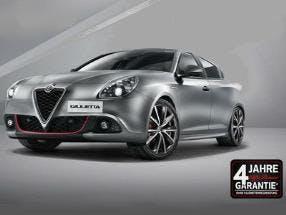 Alfa Romeo Giulietta Probefahrt