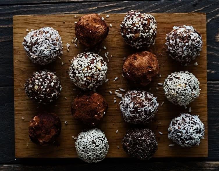 Energyballs: lecker und gesund
