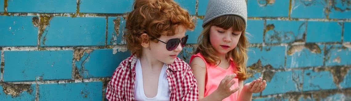 Stylish von Kindesbeinen an: Kindermode für die Kleinsten
