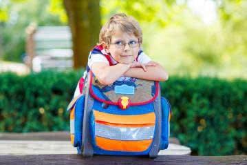 Bereit für den ersten Schultag: mit dem passenden Schulranzen