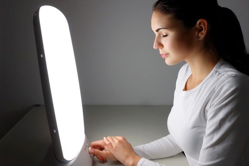 Tipp gegen Winterblues: Lichttherapie