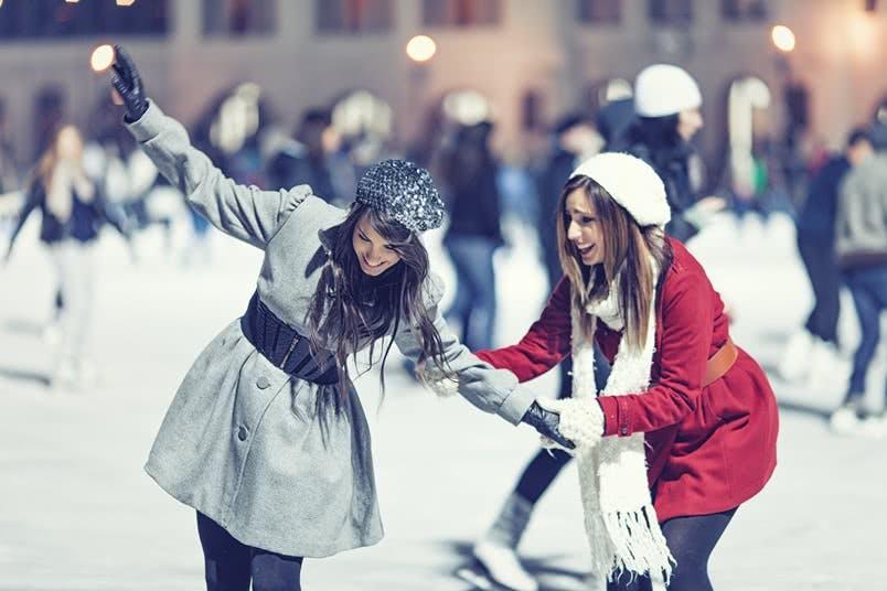Tipp gegen Winterblues: Freundet euch mit Winter an!