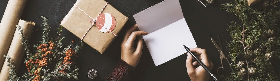 Geschenkgutscheine zu Weihnachten: die schönsten Ideen