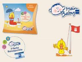Gratis Babypaket Budni