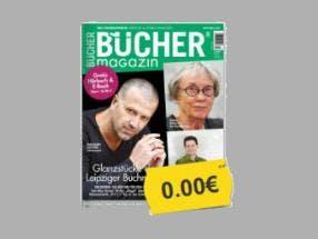 GRATIS Zeitschrift BÜCHER Magazin