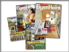 GRATIS Zeitschrift Mein EigenHeim