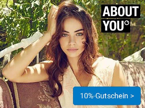 ABOUT YOU 10%-Gutschein