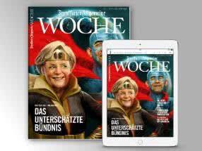 Frankfurter Allgemeine Woche gratis