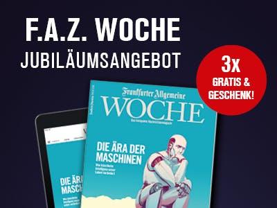 F.A.Z. Woche E-Paper kostenlos
