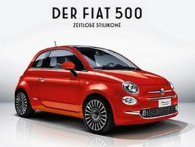 Fiat 500 Probefahrt