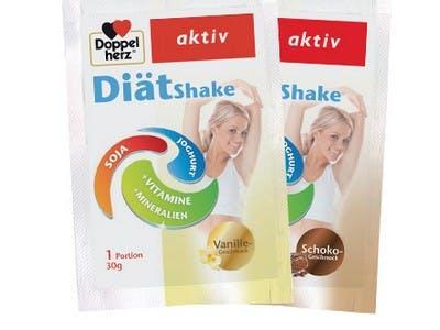 Diät-Shake von Doppelherz gratis testen