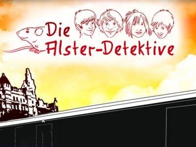 5 CDs der Alster-Detektive jetzt herunterladen