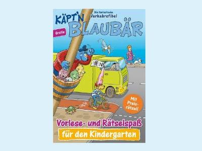 Käpt'n Blaubär - Die fantastische Verkehrsfibel gratis nach Hause liefern lassen