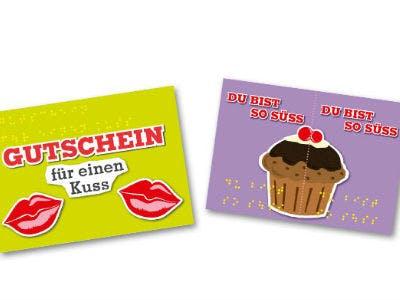 Süße Flirtsprüche auf Postkarten: jetzt gratis