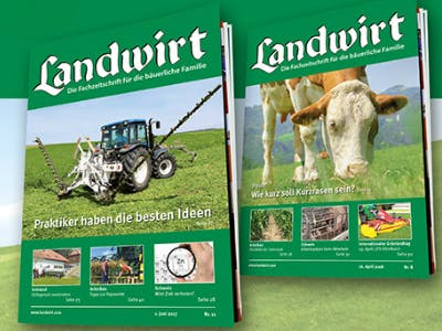 GRATIS Zeitschrift Landwirt