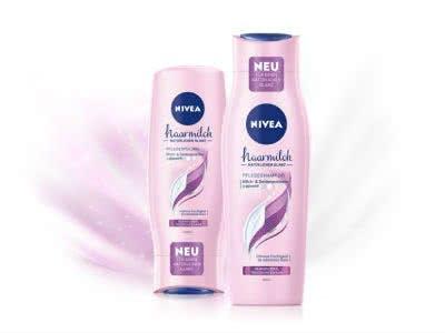 Nivea Haarmilch Pflegeshampoo gratis ausprobieren