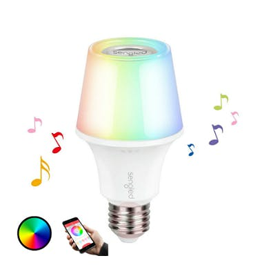 Jetzt Sengled Solo Color Plus LED-Musiklampe günstig shoppen