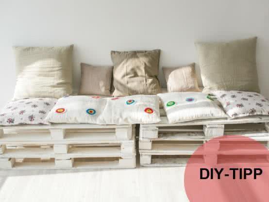 Unser DIY Tipp für euren Balkon