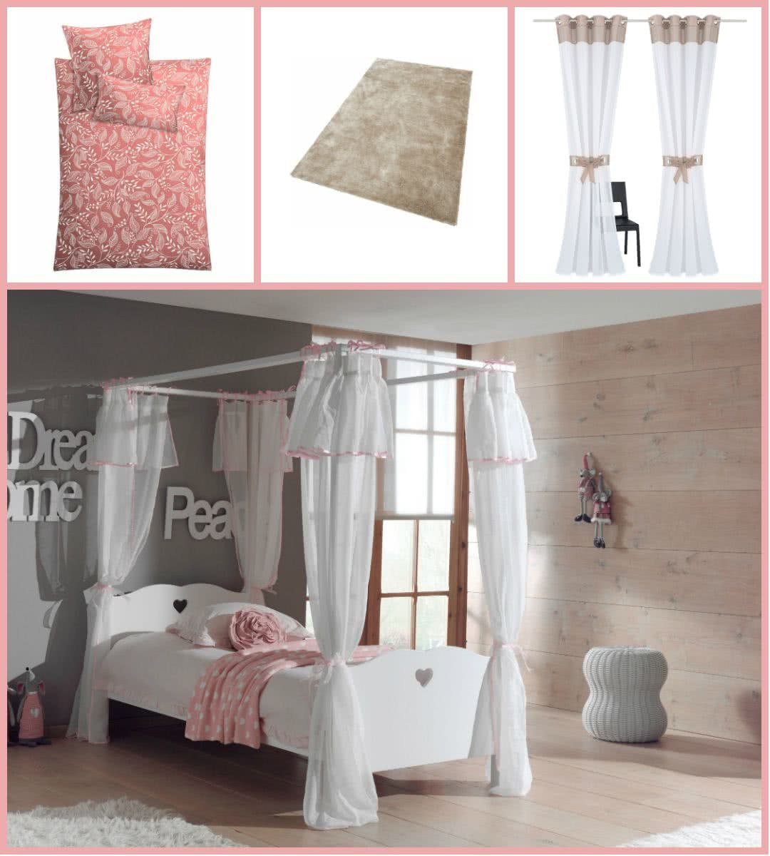 Wohntextilien fürs Schlafzimmer