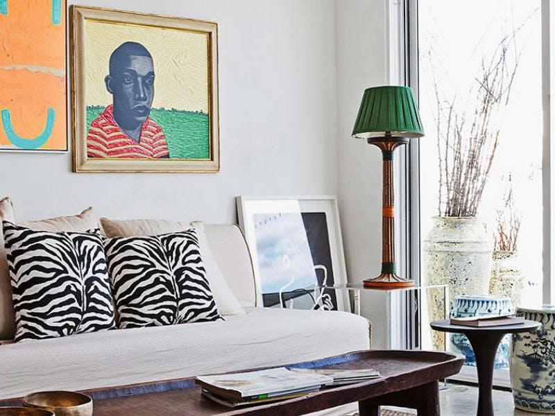Materialien und Möbel für den Boho Chic