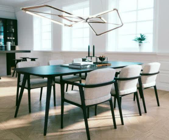 Möbel im puristischen Stil
