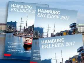 Gratis-Katalog Hamburg erleben