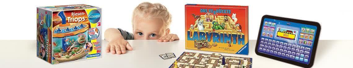 Sinnvolles Spielzeug für Kinder von 5 bis 6 Jahren