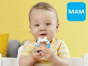 Gratis Babypaket MAM