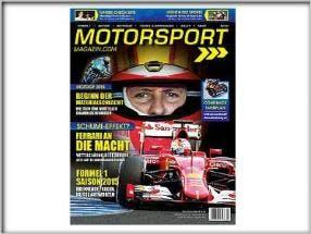 GRATIS Zeitschrift Motorsport Magazin